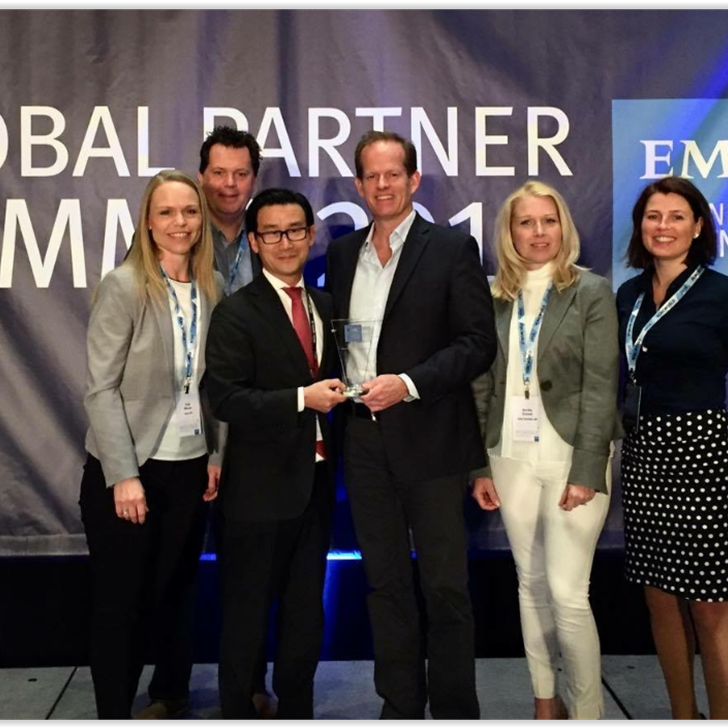 EMC Solution Provider of the Year