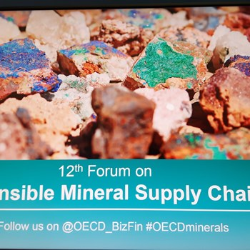 From blockchain to reporting, where's the frontier for minerals transparency?