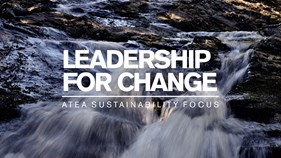 Leadership for change - Atea Sustainability Focus